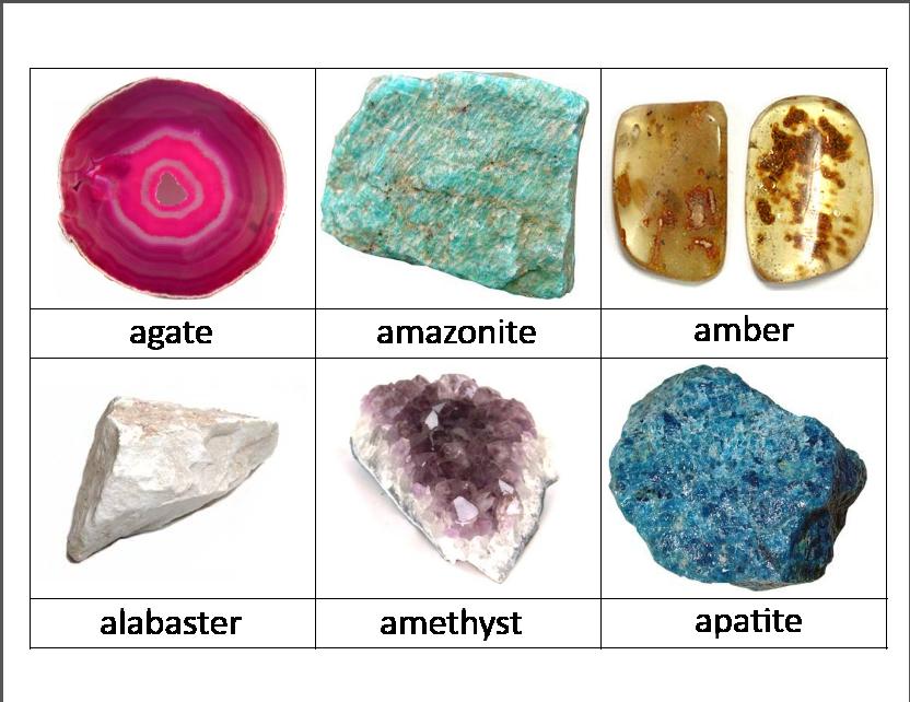 rocks deann1 - Montessori