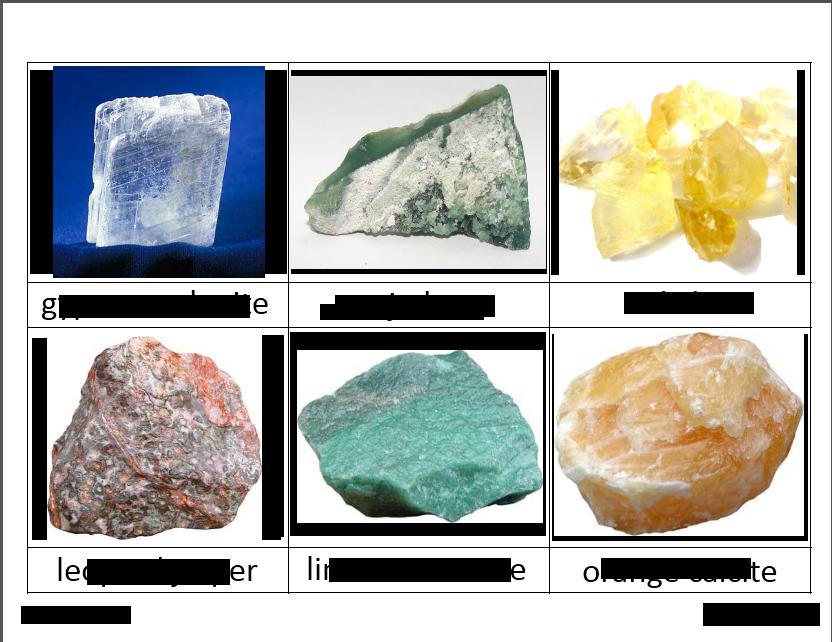 rocks deann3 - Montessori